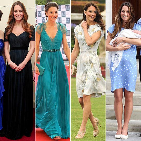Recap-Kate-Middleton-best-looks-Jenny-Packham