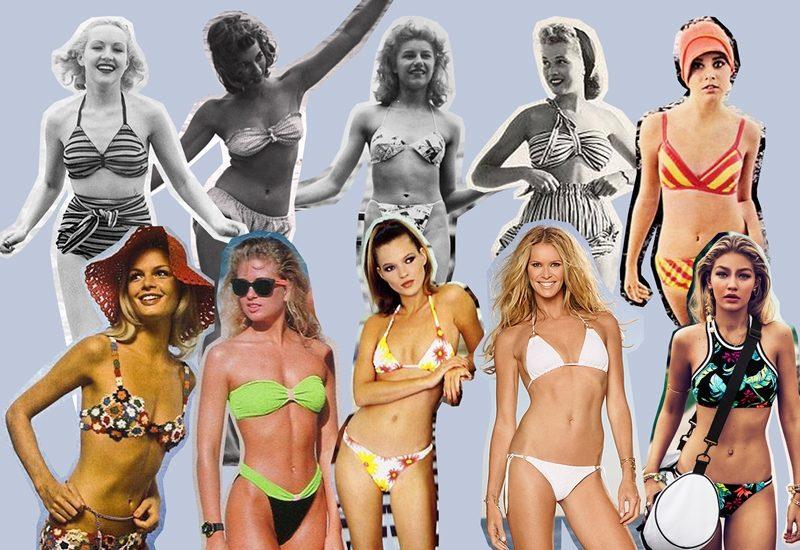 A evolução do Bikini