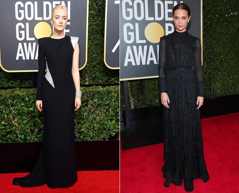 Red Carpet | Golden Globes 2018