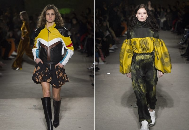 LFW | Marques'Almeida Fall 2018 Ready-To-Wear