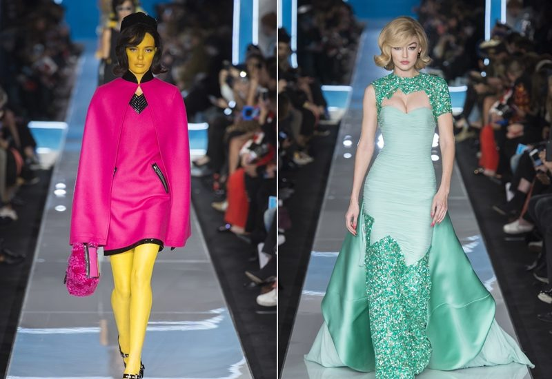 Moschino Fall 2018 Ready-To-Wear