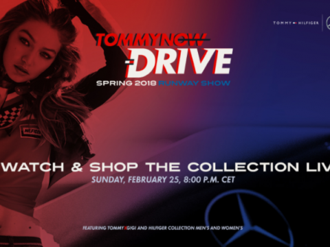 TOMMYNOW DRIVE Live Stream Spring18