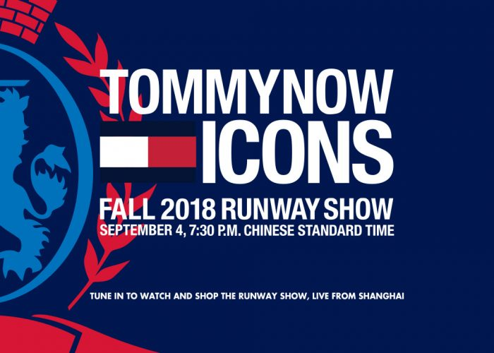 TOMMYNOW ICONS Livestream Fall18