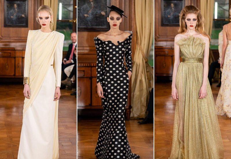 PFW Haute Couture SS19 | Ronald van der Kemp