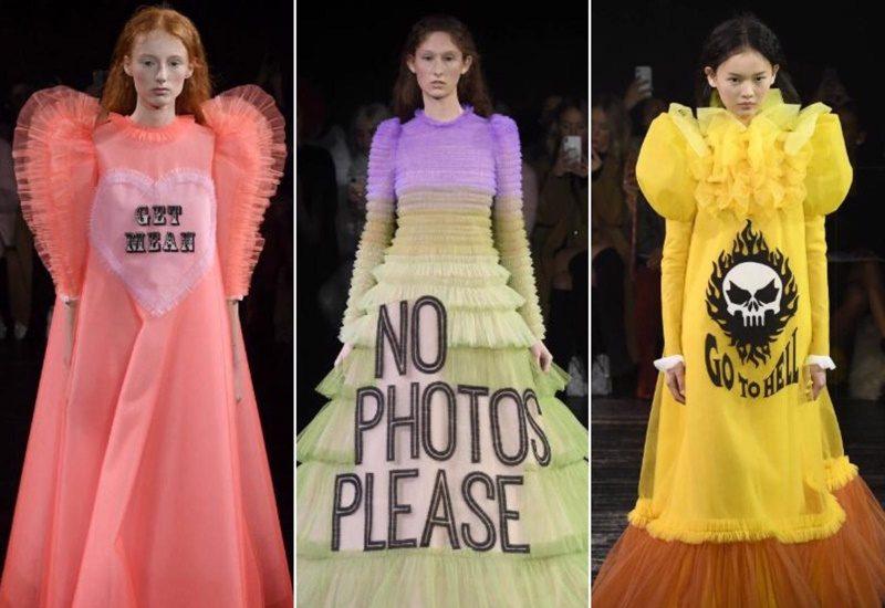 PFW Haute Couture SS19 | Viktor&Rolf