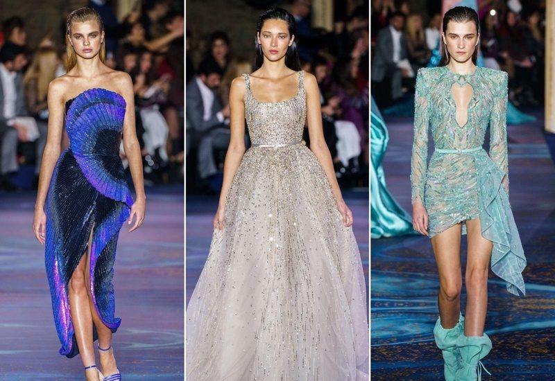 PFW Haute Couture SS19 | Zuhair Murad