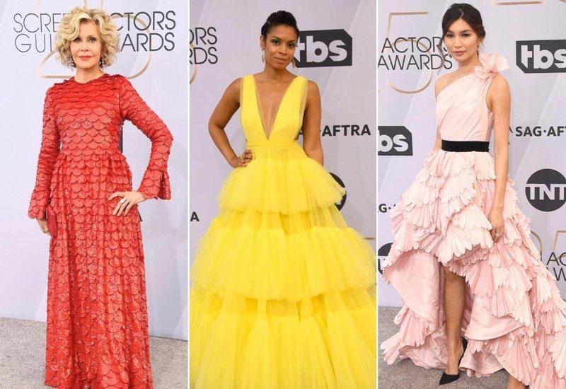 SAG Awards 2019 | Best dressed