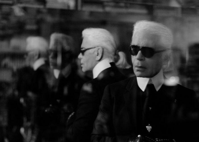 Farewell Karl Lagerfeld