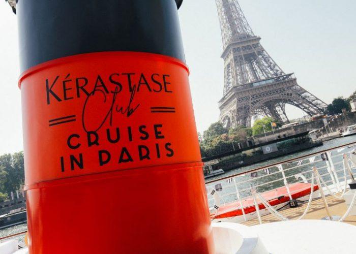 O inesquecível Kerástase Cruise